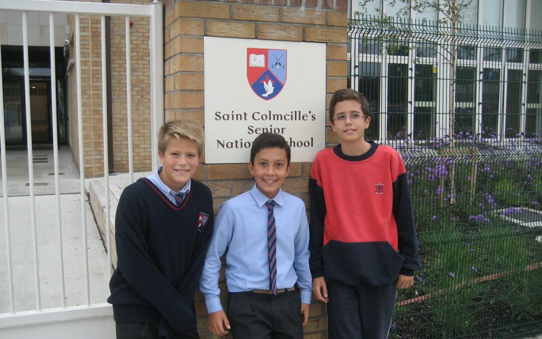 Saint Colmcille's School