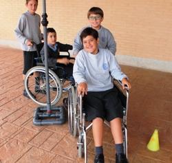 Talleres sobre discapacidad