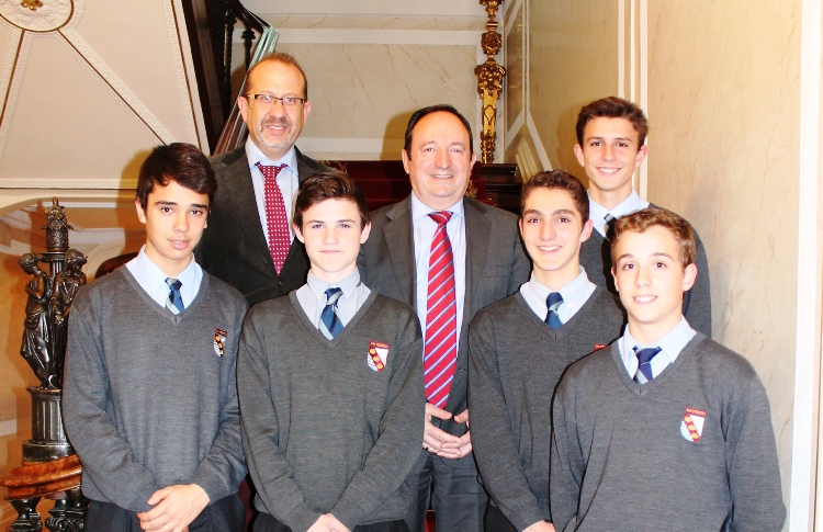 Entrevista al Presidente de La Rioja