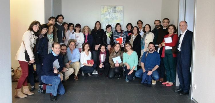 Un nuevo grupo de profesores termina su formación TBL