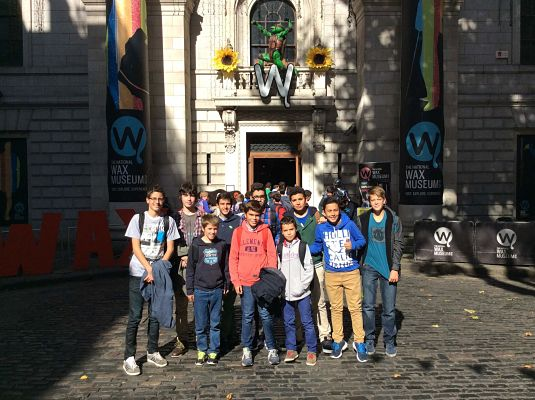 WAX MUSEUM Y RECUERDOS DE DUBLÍN