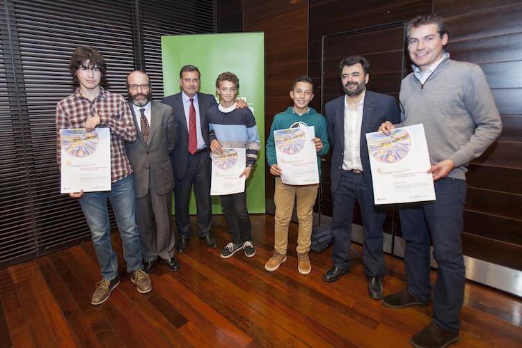 Primer Premio en concurso de Divulgaciencia 2015