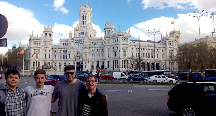 EN MADRID POR EL EXCELLENCE
