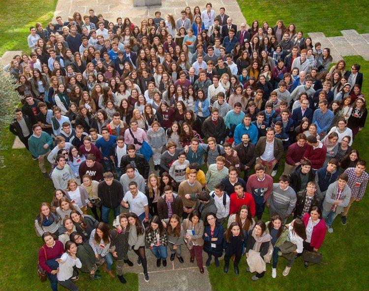 Jornadas Universitarias en la Universidad de Navarra. Programa Excellence 2016-17