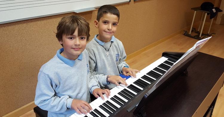 Un año en la Escuela de Música