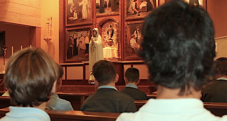 En el Centenario de la Virgen de Fátima