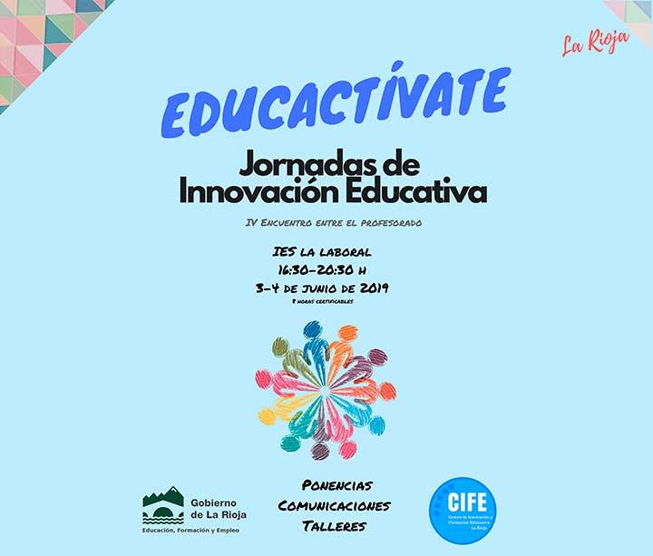 Participamos en Educactívate 2019