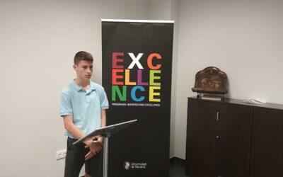 Preparando el Excellence, defendiendo la candidatura