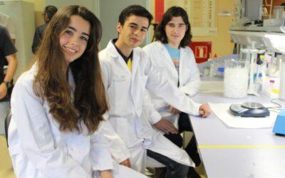 Dos alumnos de Las Fuentes, mejores expedientes académicos de 1º de Bachillerato