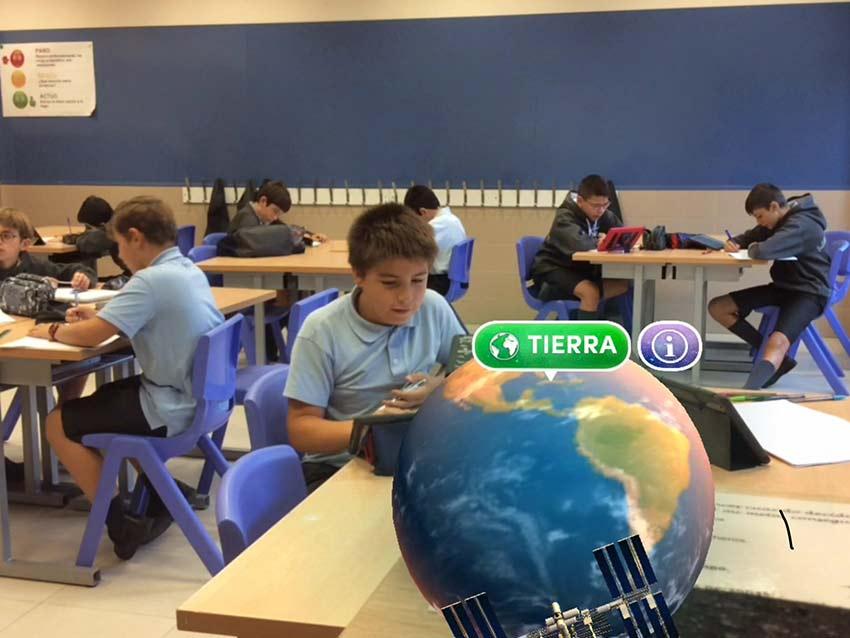 La tecnología como medio de aprendizaje