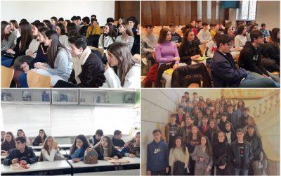 Jornada de Orientación Universitaria en UNAV
