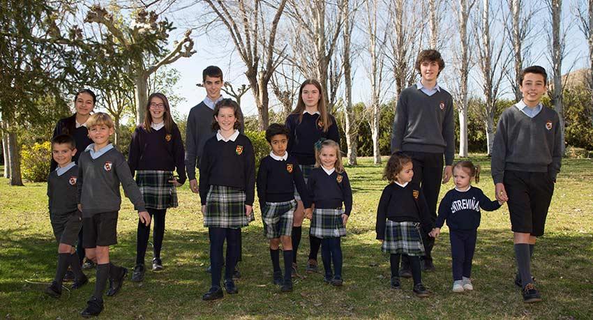 Alcaste-Las Fuentes, entre los mejores colegios de España
