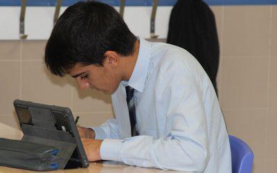 Las clases continúan de forma online