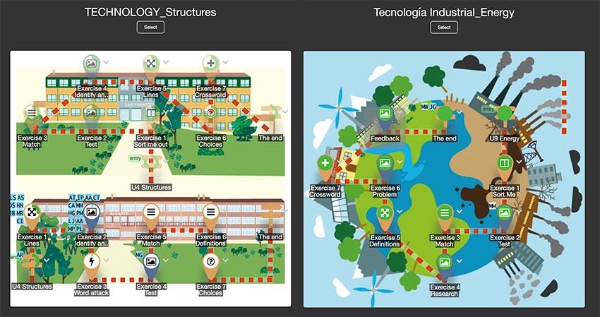 Tecnología y gamificación al servicio del aprendizaje