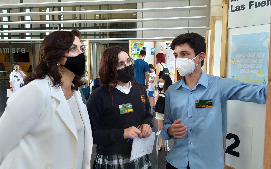 Embajadores del medio ambiente