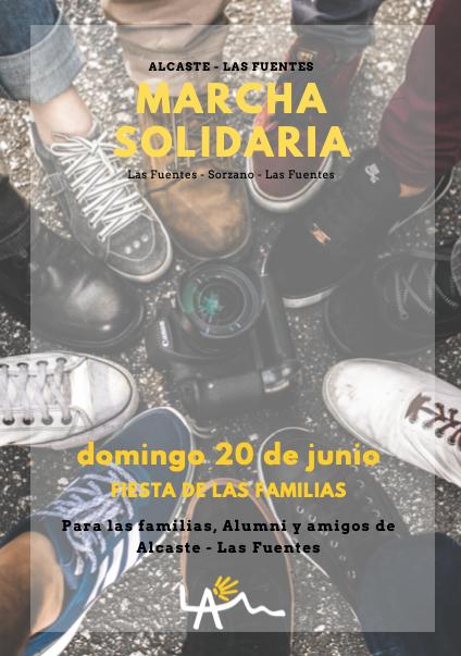 Marcha solidaria en familia: ¿te apuntas?