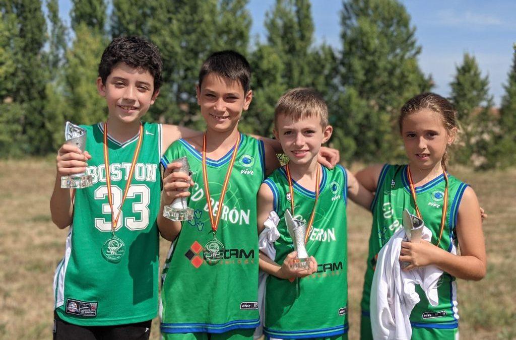 I Torneo de Minibasket Peñas del Iregua